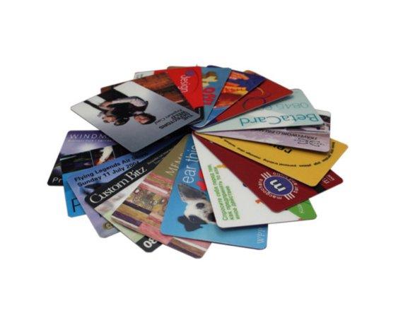 Plastic RFID Cards