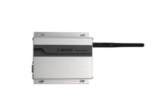 Omni-directional Active RFID Reader