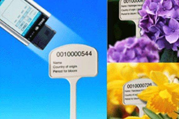 RFID Plant Tag