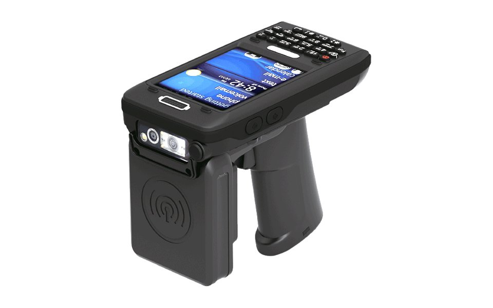 AT870 Handheld UHF RFID Reader