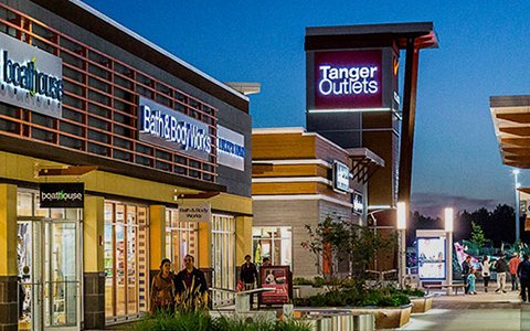 Tanger Outlets 2